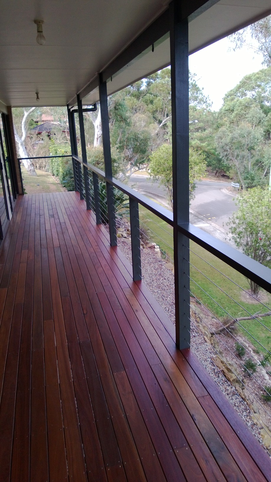 Hardwood Timber Decking Ideas