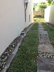Branching out landscaping, northern beaches, sydney, paving, turfing, pebbles