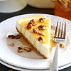 Honey and Yoghurt Cheesecake made with milk powder. Recipe milk powder