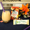 Bubble Tea recipe, simply made with Wellshine Wellson milk powder and madame flavour Australian morning blend