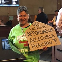 WCRP Volunteer Advocates for Affordable Housing