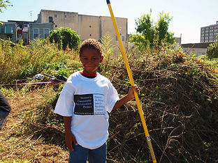 Cleaning up vacant lots