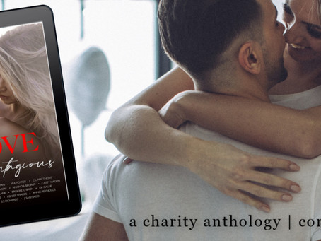 Love is Contagious is LIVE!