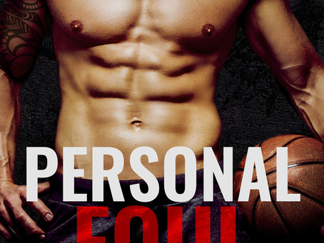 PERSONAL FOUL COVER REVEAL + GIVEAWAY!