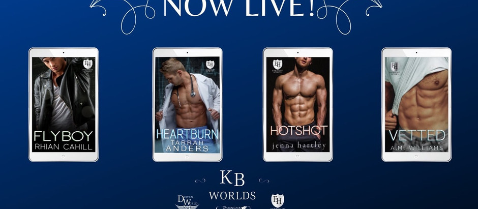 ✶ ✶ EVERYDAY HEROES WORLD NEW RELEASES ✶ ✶