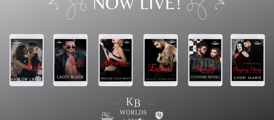 ✶ DRIVEN WORLD NEW RELEASES ✶