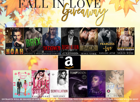 Fall In Love with Fall!