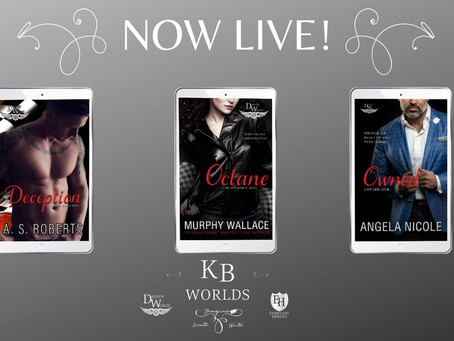 ✶ ✶ DRIVEN WORLD NEW RELEASES ✶ ✶