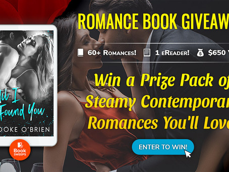 Win a Bundle of Steamy Contemporary Romance!