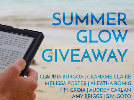 Summer Glow Giveaway!