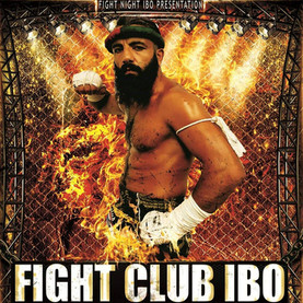 Fight Night Ibo Flyer