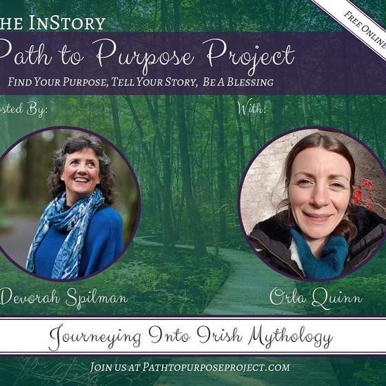 Journeying into Irish Mythology