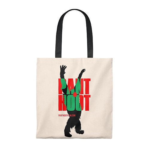 Pant Hoot Tote Bag - Canvas