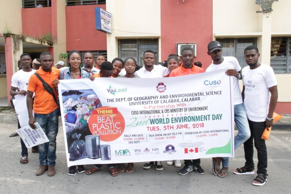 World Environment Journal   Cross River   WEDCJ