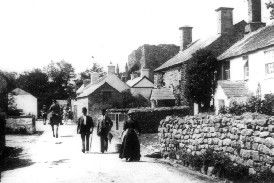 Lydford Village