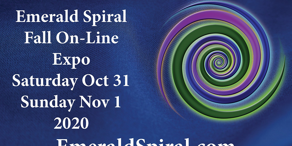 Emerald Spiral 2-Day Online Expo