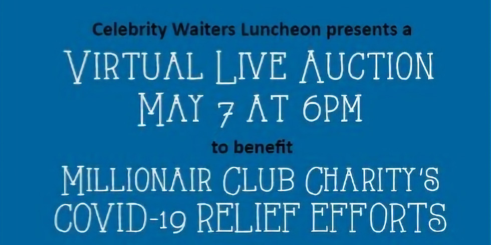 You are cordially invited to attend a Virtual Online Auction