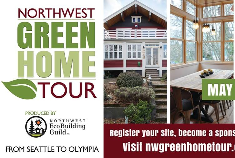 Postponed 2020 Northwest Green Home Tour