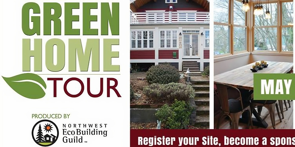 Postponed-2020 Northwest Green Home Tour