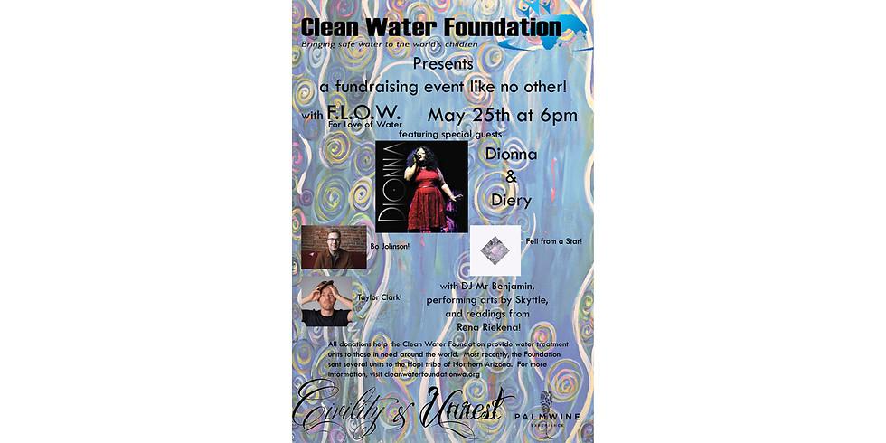 Clean Water Foundation Fund Raising Concert