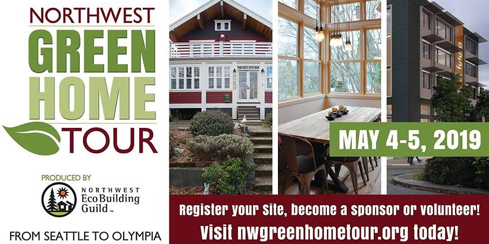 2019 Northwest Green Home Tour