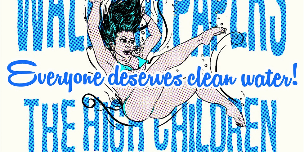 Plunge Music Festival to Benefit Water.org & Clean Water Foundation