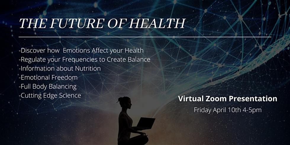 Webinar-Discover the Future of Health