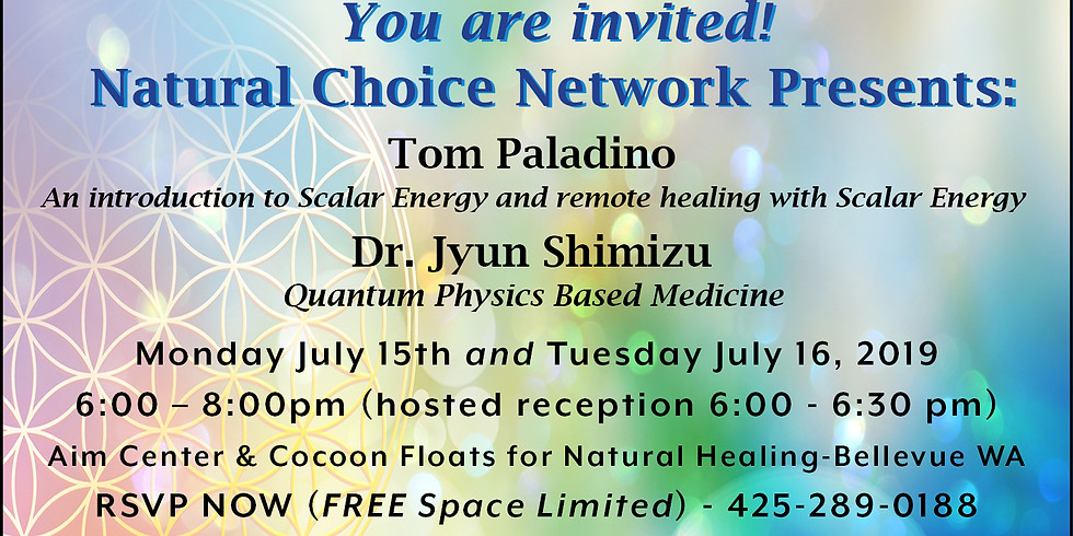 Natural Choice Network Presents