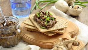 Mushroom and Walnut Pate Recipe