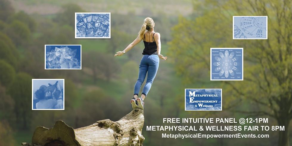 Metaphysical & Wellness Fair