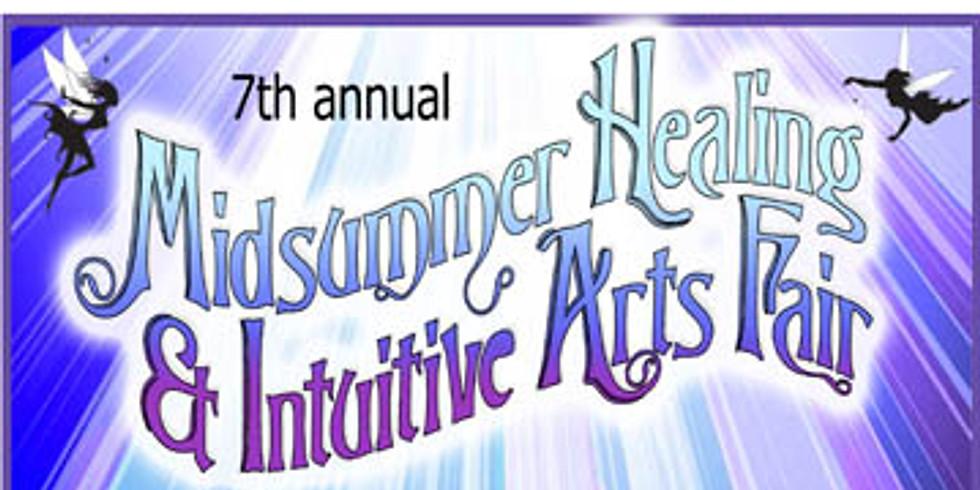 7th Annual Midsummer Healng & Intuitive Arts Fair