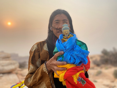Tsering Lodoe and the Prophecy of Ancient Tibet - Clean Water Foundation