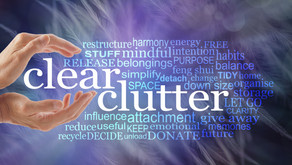 12 STEPS TO CLEARING CLUTTER: Tips for Successful Organizing