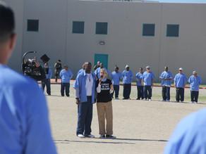 Compassion Prison Project up-dates