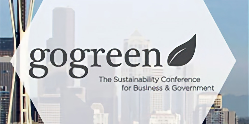GOGREEN CONFERENCE WA & OR HIGHER EDUCATION CONFERENCE (WOHESC)
