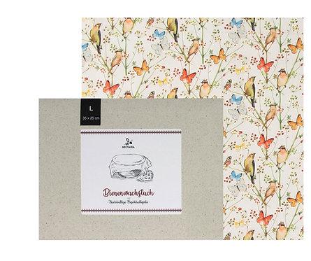 "Bienenwachstuch ""L"" (35x35 cm - Natur)"