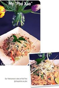 Pho Xao Fried Noodle