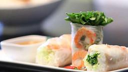 Classic Prawn Salad Rolls
