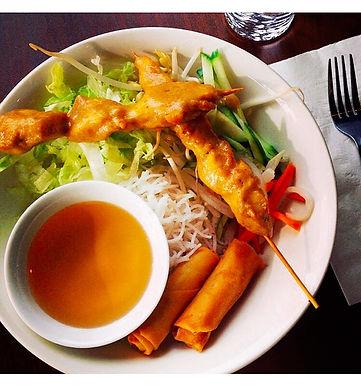Chicken Satay (GF)*