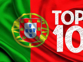 Number 10 | A countdown of Portugal's best at Eurovision