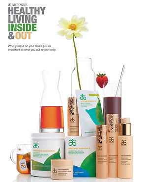 Arbonne The Body Makeover Coach