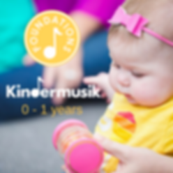Grow Music Studio Kindermusik baby