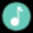 Kindermusik MusicNote_Icon_TurCircle (20