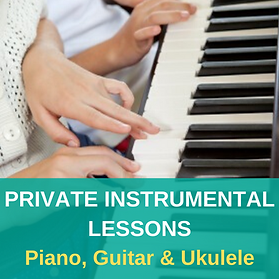 Contact page icons - Instrumental Lesson