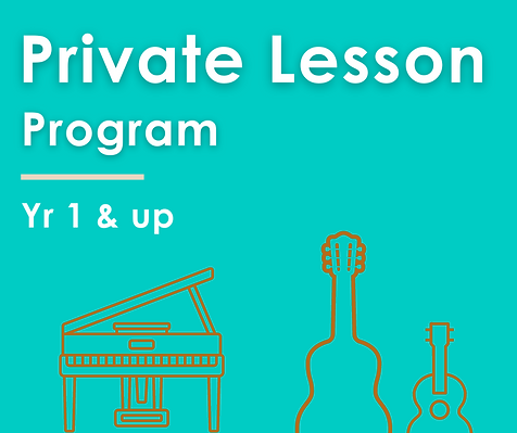 private lessons piano guitar and ukulele