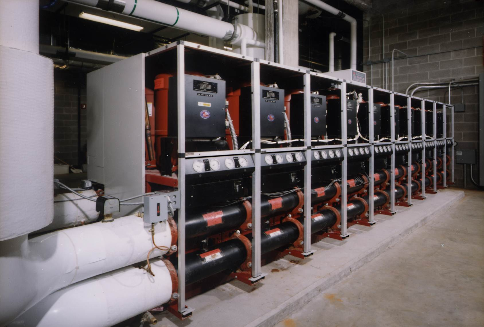 Modular Wiring System Electrical Diagram What Is A Multistack Chiller 33 Systems For Receptacles