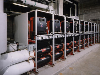 Using Modular Chillers in Variable Flow Applications