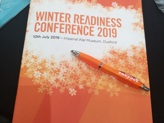 easyJet do it again! Clear Sky attend their Winter Readiness Conference.