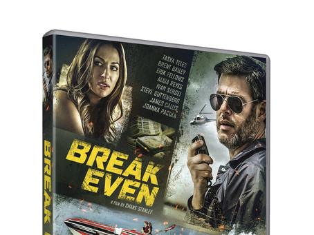 Action film 'Break Even' out on Dec. 1