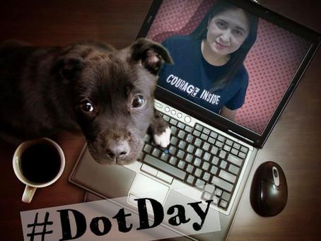 Get creative on International Dot Day